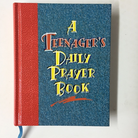 Teenagers Daily Devotional Prayer Book Gift